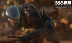 Čerstvé obrázky z Mass Effect: Andromeda