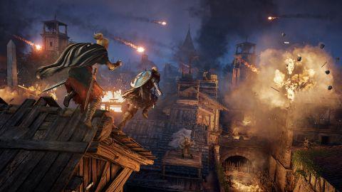 Vikingové dnes vyplouvají do Francie. Eivor se naučí ovládat hejna krys, dojde i na nové infiltrační mise