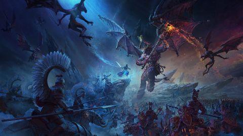 Total War: Warhammer 3 se odkládá na začátek příštího roku