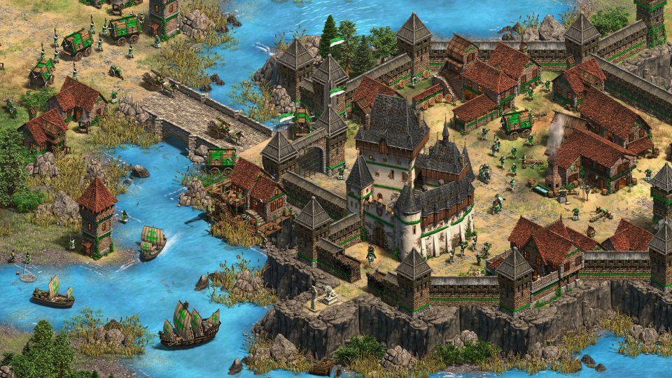 Do Age of Empires II po letech konečně míří i Češi. Zabojujeme si v kůži husitů