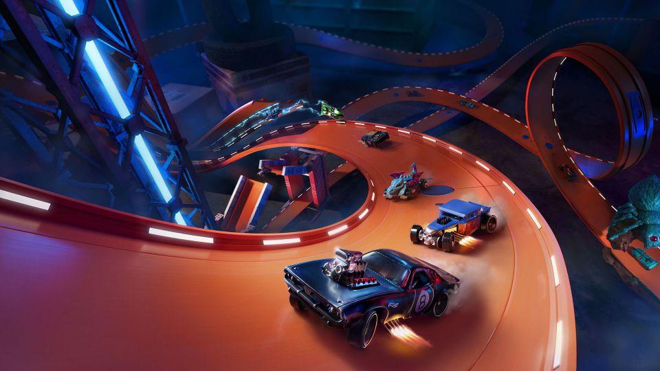Hot Wheels Unleashed dostává první gameplay trailer. Na konci září dorazí klasická autíčka