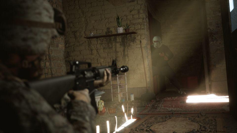 Muslimská organizace zbrojí proti Six Days in Fallujah. Hra prý glorifikuje násilí na Arabech