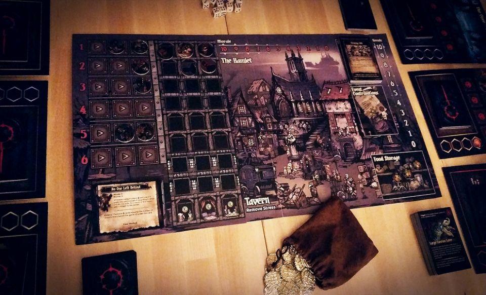 Deskovka Darkest Dungeon slaví úspěch