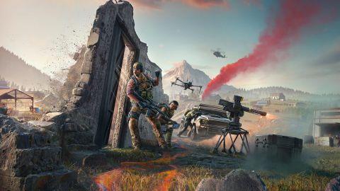 Oznámení Ghost Recon Frontline hráče nenadchlo. Autoři slibují, že doručí unikátní zážitek