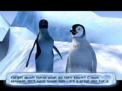 Film vs. Hra: Happy Feet