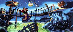 Evoluce Monkey Island