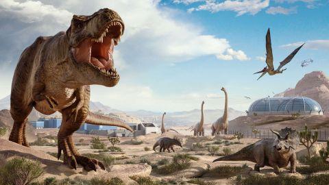 Jurassic World Evolution 2 nabídne přirozenější chování dinosaurů i hazardy prostředí