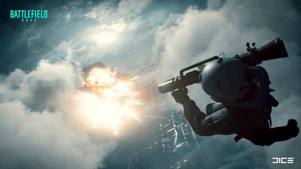 DICE má na dnešek připravený livestream. Vývojáři budou diskutovat o Battlefield 2042