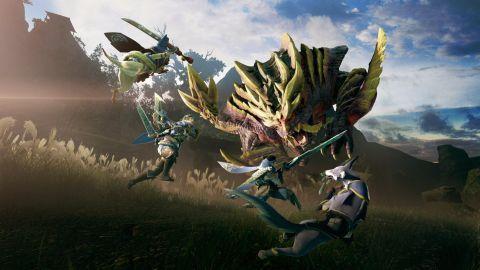 Recenze Monster Hunter Rise, prvního plnotučného pokračování série na Switchi
