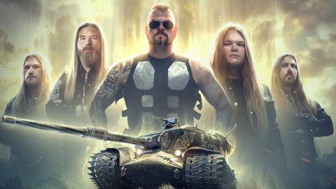 World of Tanks opět spolupracují s kapelou Sabaton a přinášejí první prémiový tank 9. úrovně