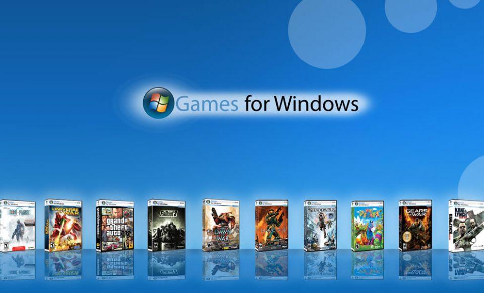 Games for Windows Live stále žijí