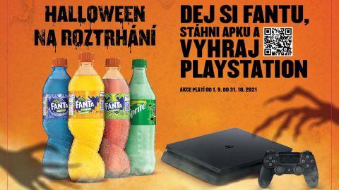 Chceš získat Playstation PS4? Tak hraj sFantou a může být tvoje