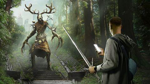 Recenze The Witcher: Monster Slayer, zaklínačské řežby v ulicích (vašeho) města