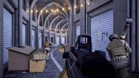 Battlefield Mobile ukazuje svou předběžnou podobu