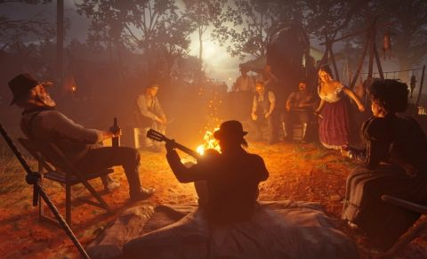 Divoký západ z Red Dead Redemption 2 si nyní můžete vychutnat ve virtuální realitě