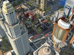City Life - Paroubkova cesta