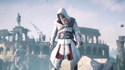 Do Valhally míří Eziovo oblečení. Anglii můžete brázdit ve stylu renesanční Itálie