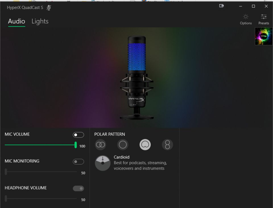 Recenze mikrofonu HyperX Quadcast S, jednoduchého ale skvělého nástroje nejen pro tvorbu obsahu