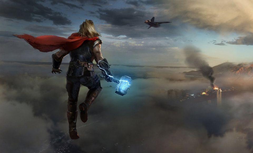 Next-gen verze Avengers se odkládá