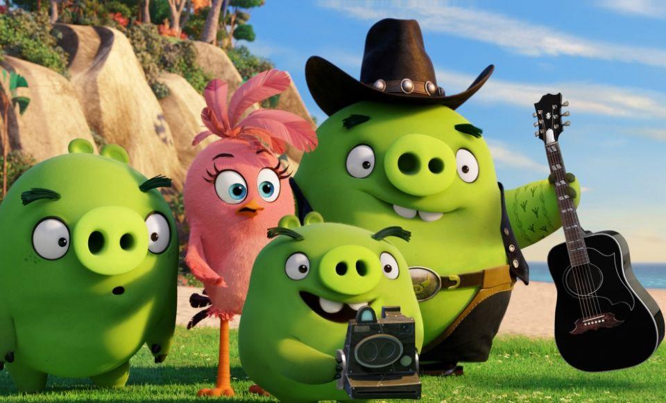 Rovio plánuje druhý film Angry Birds
