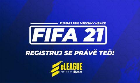 Titul z eLEAGUE ve hře FIFA 21 míří do Slavie.
