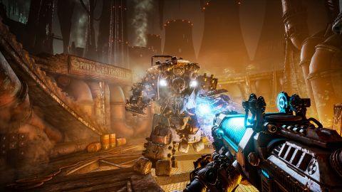 Necromunda: Hired Gun ukazuje svůj svět. Dvouminutové video je plné gameplay záběrů
