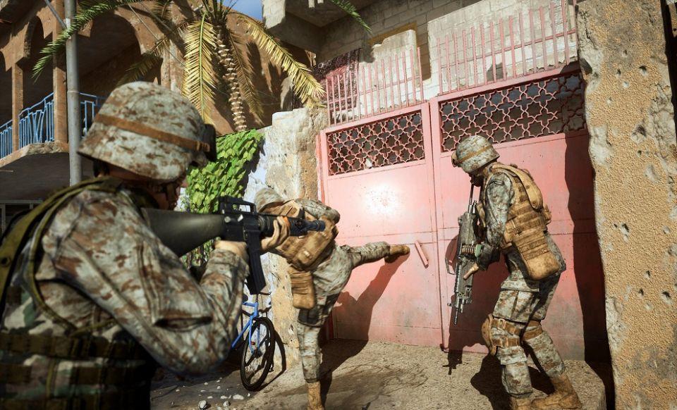 Six Days in Fallujah ukazuje gameplay