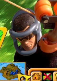 Action Man: Raid on Island X