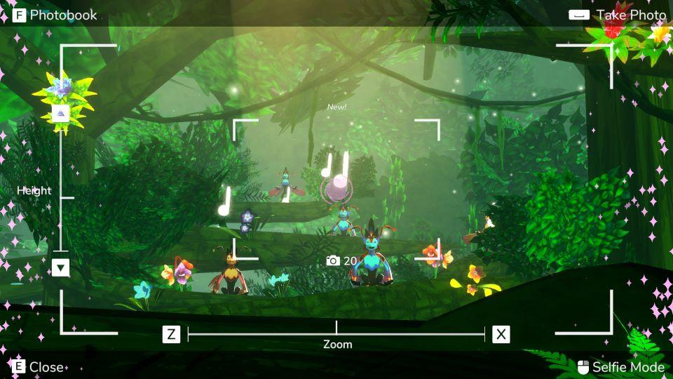 Minihra, ve které musíte pískáním imitovat zvířecí zpěv, patří k jednomu z mála světlých momentů hry