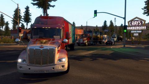 American Truck Simulator vyrazí do Wyomingu už za několik dní