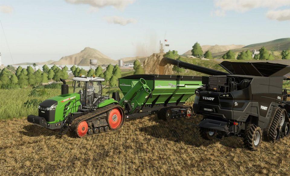 Farming Simulator ukazuje esport mód