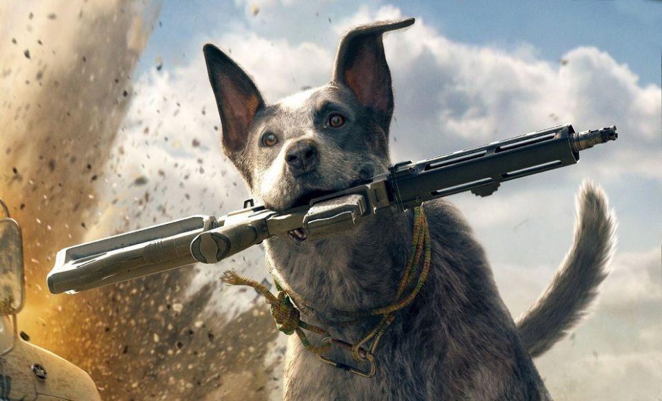 Do Far Cry 5 dorazil foto mód