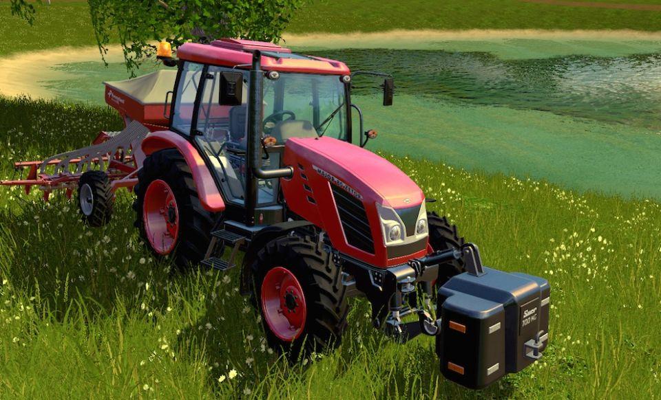 Do Farming Simulatoru přijíždí české stroje