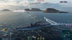 World of Warships slaví šesté výročí. Do hry míří spousta nového obsahu i Transformers
