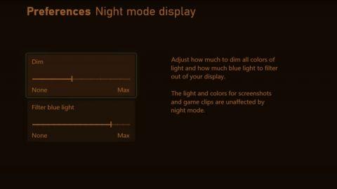 Aktualizace systémů Xbox přidává nativní 4K menu nebo noční režim