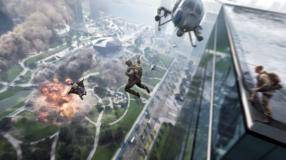 Battlefield 2042 odhaluje hardwarovou náročnost a data konání technických testů