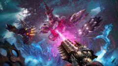 Záběry ze hry Shadow Warrior 3 jsou plné brutální akce