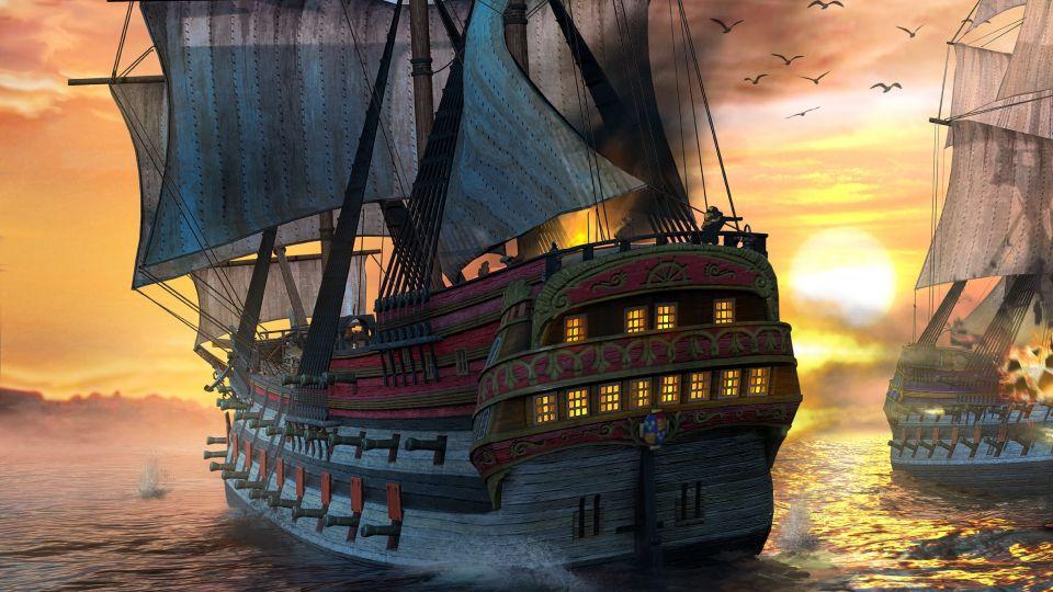 Port Royale 4 i Truck Driver najdou svou cestu na next-gen během září