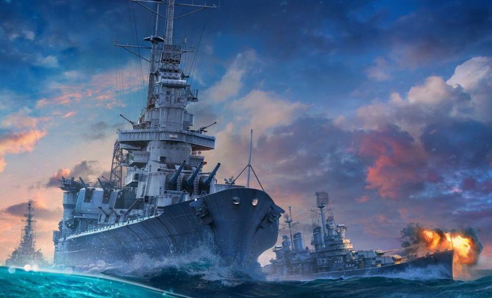 I World of Warships má battle royale
