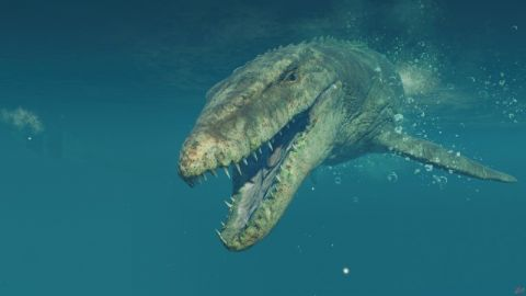 Trailer k Jurassic World Evolution 2 ukazuje mosasaura
