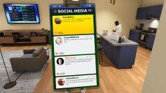 Trávíte u obrazovky mobilu a na sociálních sítích nepřirozeně moc času? Nyní můžete i v basketbalové hře. Meta!