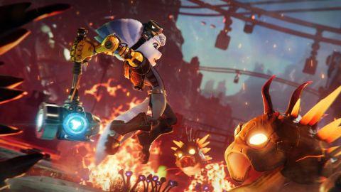 Ratchet představil úvodní pasáž z Rift Apart. O základní pilíře hry se postaral Spider-Man