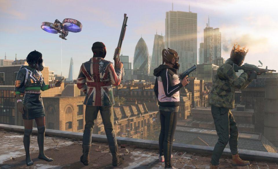 Multiplayer pro WD: Legion vyjde v březnu