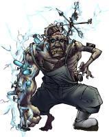 Monster Madness: Battle for Suburbia.