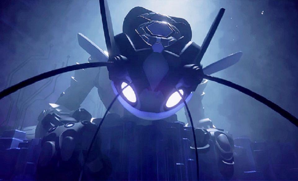Komentovaný gameplay z Dreams