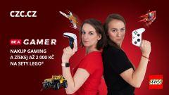 Získej slevu na LEGO za nákup herních produktů