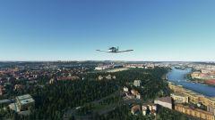Do Microsoft Flight Simulatoru příští rok zřejmě přiletí helikoptéry, kluzáky i hydroplány