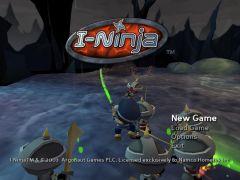 I-Ninja – netradiční plošinovka