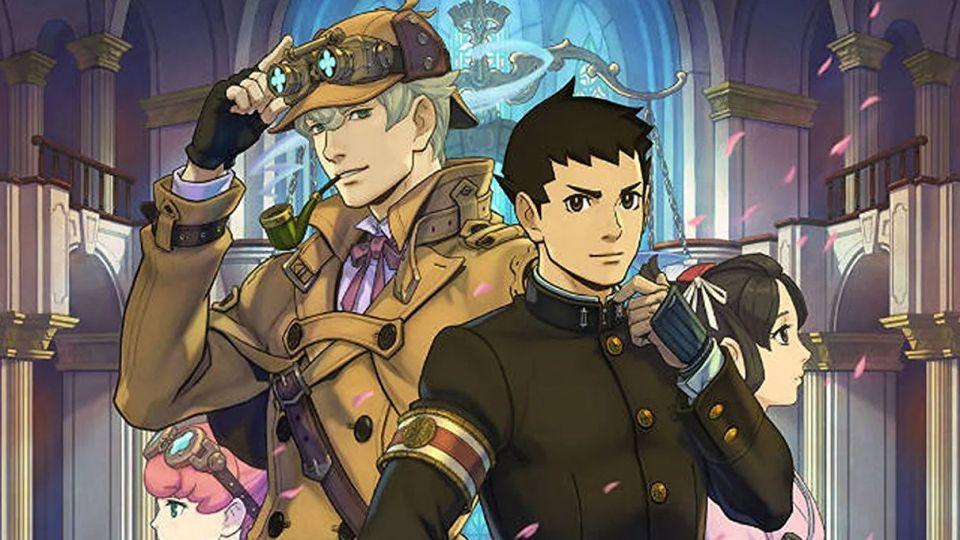 Kolekce The Great Ace Attorney Chronicles byla představena v nových záběrech