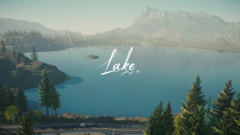 Ve vykreslování stylizovaných scenérií Lake opravdu exceluje